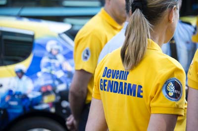 Gendarmerie - Garde Républicaine 3 - © Sirpa Gendarmerie