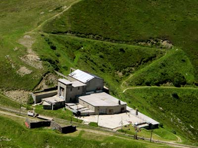 La soufflerie militaire du Mont-Lachat