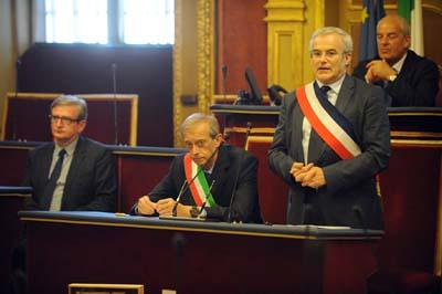 Piero Fassino et Michel Dantin