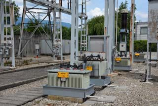 Poste source ERDF Grand Verger 1 - © Sergio Palumbo - 123 Savoie