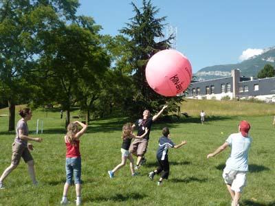 Sport partagé en Savoie 1