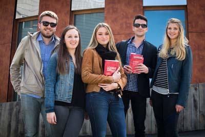 Etudiants de la Faculté de Droit - © Université Savoie Mont Blanc