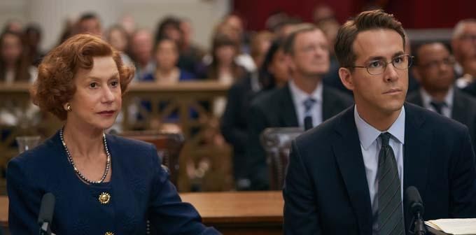 Helen Mirren et Ryan Reynolds - © SquareOne Entertainment