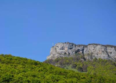 La Croix du Nivolet - © Sergio Palumbo - 123 Savoie
