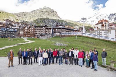 Les participants, Réseau Alliance dans les Alpes à Saint-Martin-de-Belleville