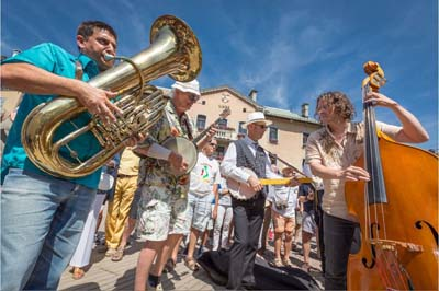 Megève Jazz Contest