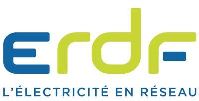 Nouveau logo ERDF