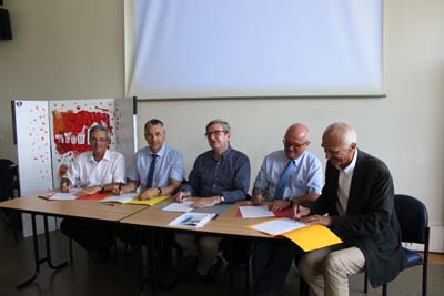 Signature Territoire ZDZG - 3 juillet 2015