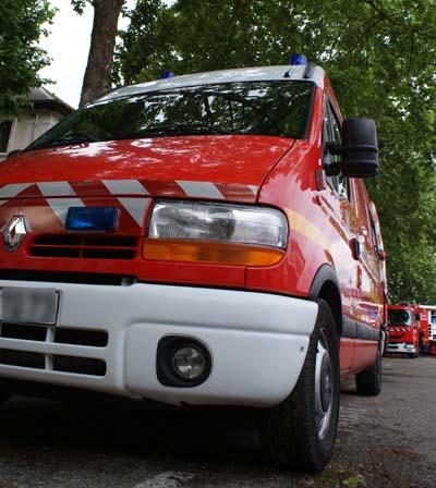 Véhicule de pompiers - © Sergio Palumbo - 123 Savoie