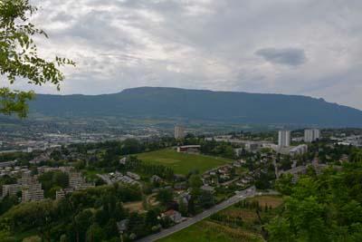 Vue sur les Hauts-de-Chambéry - © Sergio Palumbo - 123 Savoie