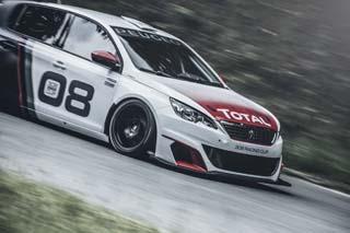 Peugeot 308 Racing Cup 1 - © Automobiles Peugeot