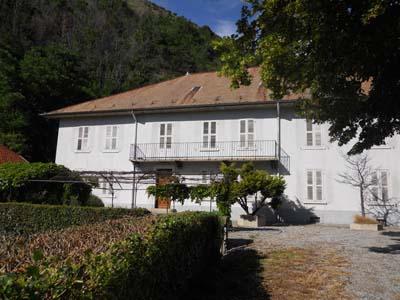 Ancienne maison d 'hôtes de l'usine Rio Tinto Alcan