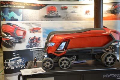 Hydrogen transporter