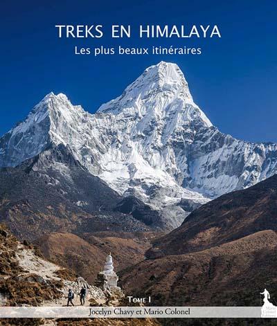 Treks en Himalaya, de Jocelyn Chavy et Mario Colonel