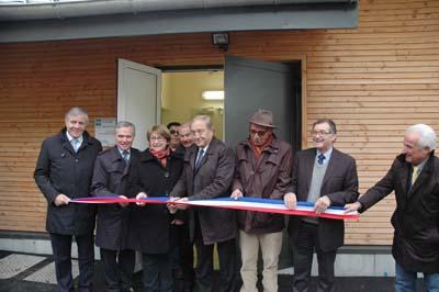 Inauguration UDEP Montmin le 16 octobre 2015 - © Gw P. SILA