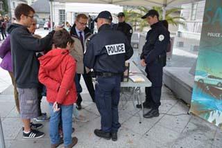 Journée sécurité 2015 Chambéry 4 - © Sergio Palumbo - 123 Savoie