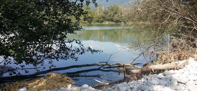 Lac de Vaugy - © ATMB