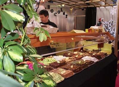 Salon Saveurs et Terroirs, chocolat - © Sergio Palumbo - 123 Savoie