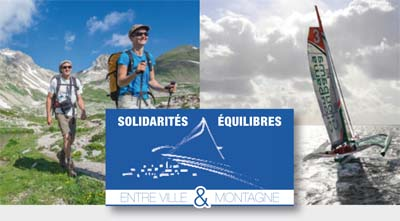 Visuel Montagnards et marins