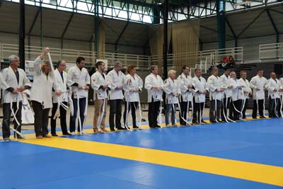 40 ans Judo Club de La Motte-Servolex