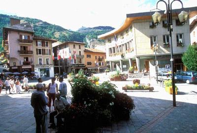 Bourg-Saint-Maurice - les Arcs - © Scalp