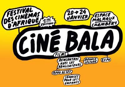Festival festival Ciné bala 2016