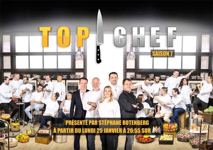 Jury Top Chef M6