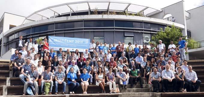 Multitemp 2015 organisé par le LISTIC - © Université Savoie Mont Blanc et Yannick Perrin