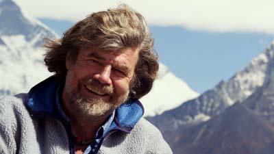 Reinhold Messner - © movienet