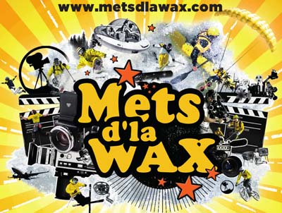 Affiche Mets d'la Wax 2016