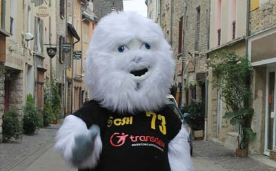Mascotte Alpy - CSH