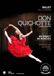 Don Quichotte (Pathé Live)