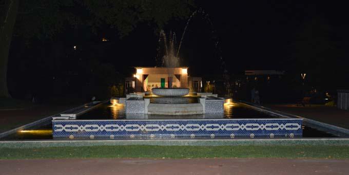 Fontaine Mohamed V - © Sergio Palumbo - 123 Savoie