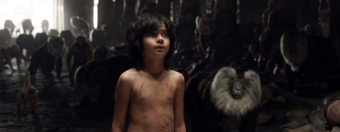 Neel Sethi - © The Walt Disney Company France