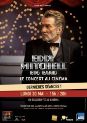 Eddy Mitchell - Big Band en direct au cinéma