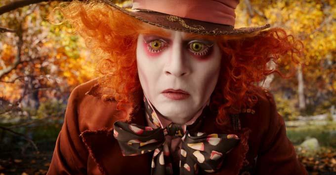 Johnny Depp - © The Walt Disney Company France