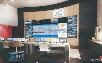 Le nouveau PC Trafic commandera plus de 2.000 équipements de sécurité sur les 130 km de l'Autoroute et de la Route Blanches