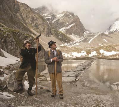 La Fête de l'Alpe et des Guides