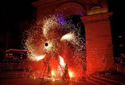 Le Cirque de l'Eau - Nuit des lumières