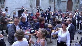 Voix du Prieuré 2016 - © Nathalie Damide Baldji - Public apéro