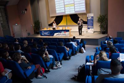 Journée d'accueil des nouveaux personnels de l'Université Savoie Mont Blanc 2015-1