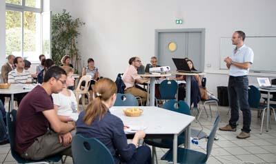 Journée d'accueil des nouveaux personnels de l'Université Savoie Mont Blanc 2015
