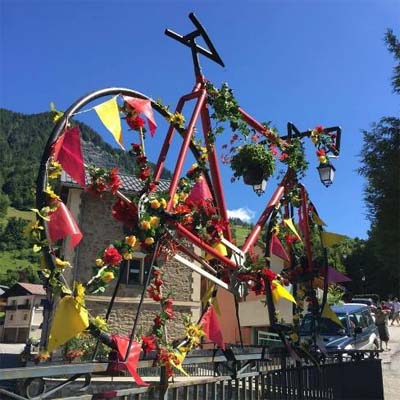 Tour de France en Val d'Arly