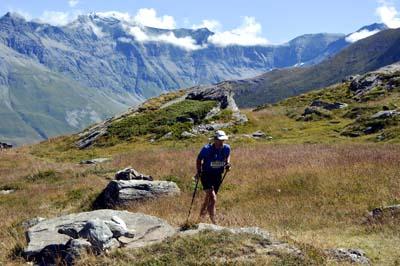 Trail EDF Cenis - © P. Larbre 2