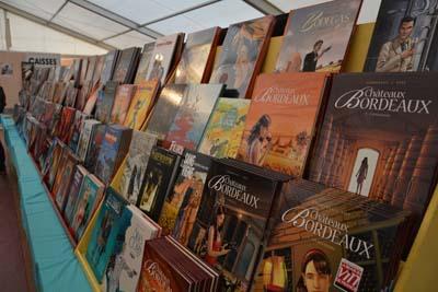 Festival de la BD 2015 - © Sergio Palumbo - 123 Savoie