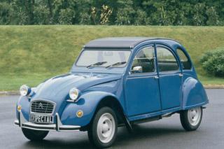 2CV 6 spécial © Citroën Communication - Georges Guyot