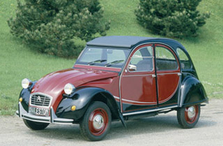 2CV Charleston © Citroën Communication - Georges Guyot