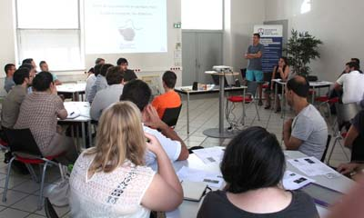 Atelier sur les nouvelles méthodes pédagogiques par le département APPRENDRE de l'USMB - © Université Savoie Mont Blanc.jpg