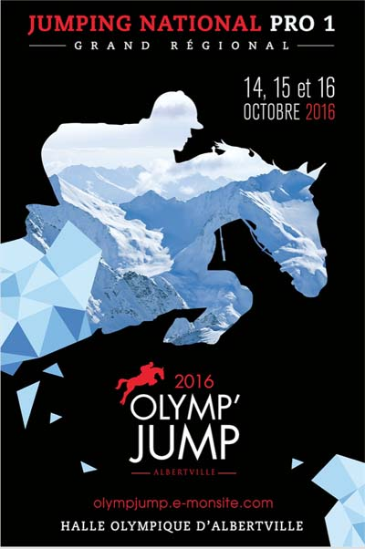 Affiche Olymp'Jump