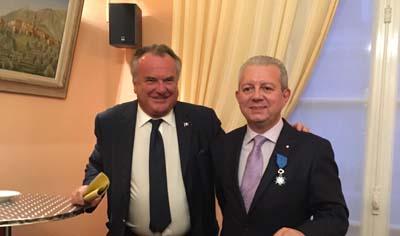 Alain Marsaud et Laurent Rigaud